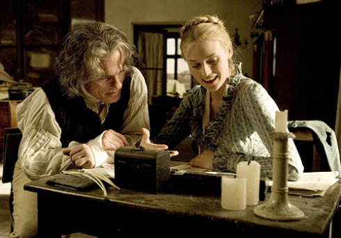 貝多芬的勵志故事_關于貝多芬的故事